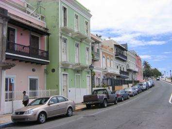 Down town Puerto Rico